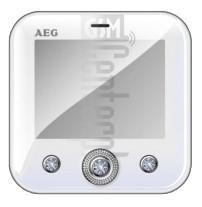AEG X580 Glamour