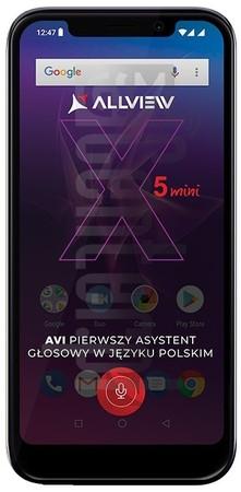 ALLVIEW Soul X5 Mini