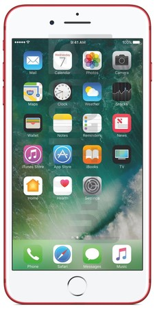 APPLE iPhone 7 Plus RED Special Edition