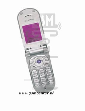 AUDIOVOX CDM 8500