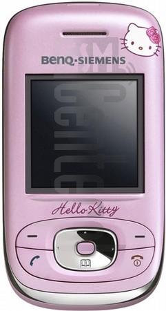 BENQ-SIEMENS AL26 Hello Kitty