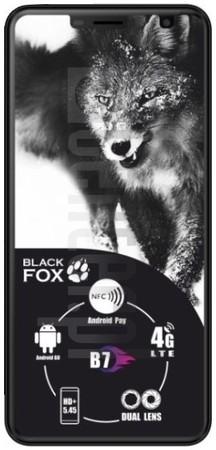 BLACK FOX B7