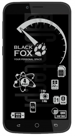 BLACK FOX BMM 431