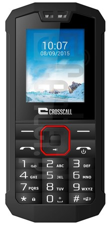 CROSSCALL SpiderX3G