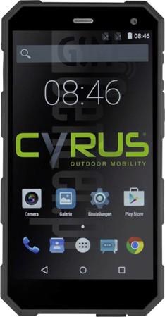 CYRUS CS24 Work