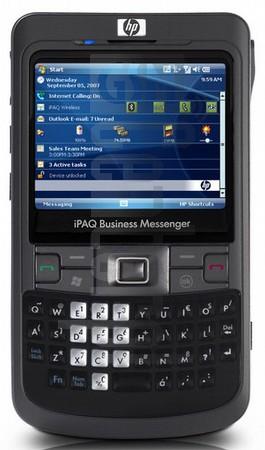 HP iPAQ 900
