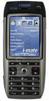 I-MATE SPJAS (HTC Breeze)