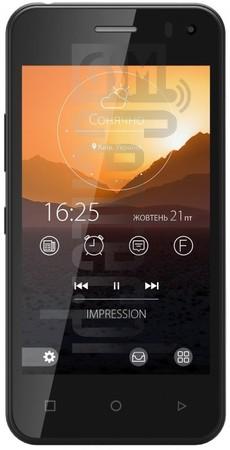 IMPRESSION ImSmart A404 Slim Power 1800