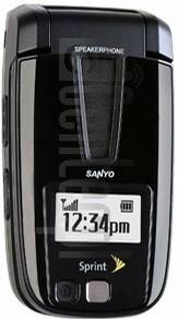SANYO SCP-3200