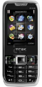 TRAK CP-3140