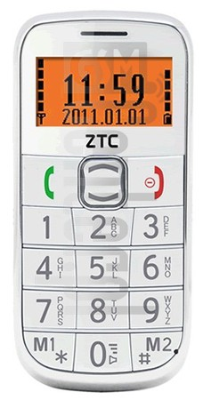 ZTC SP55 Senior Phone
