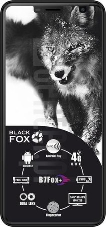 BLACK FOX Phones