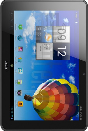 ACER A510 Iconia Tab
