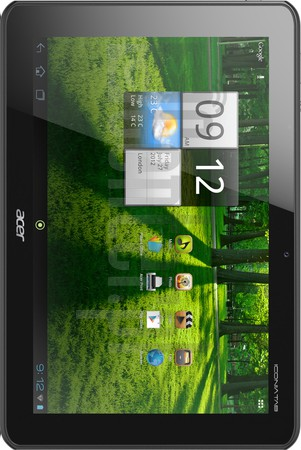 ACER A701 Iconia Tab