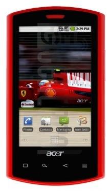 ACER Liquid e Ferrari