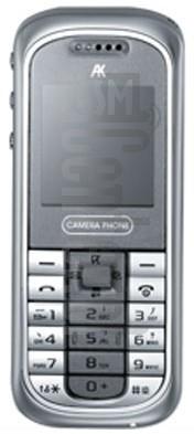 AK Mobile AK760