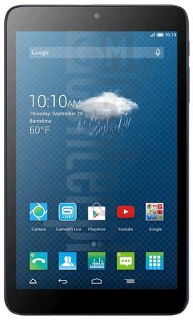 ALCATEL One Touch Pixi 3 (8) 3G EMEA