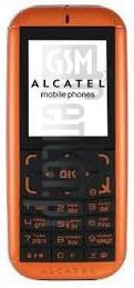 ALCATEL OT-I650 SPORT