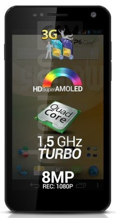 ALLVIEW P6 Quad Plus