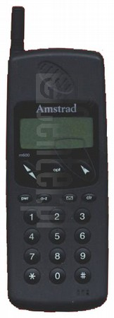 AMSTRAD M600