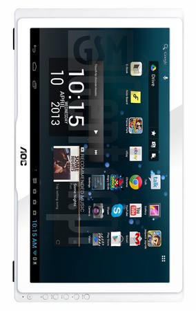 AOC A2258PWH Breeze Tab 22