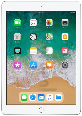 APPLE iPad 9.7 WiFi 2018