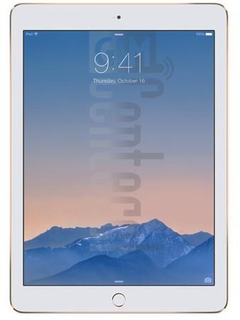 APPLE iPad Air 2 Cellular