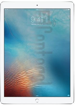 APPLE iPad Pro 12.9 Wi-Fi 2017