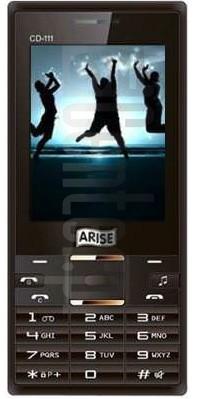 ARISE CD111