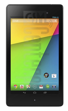 ASUS Nexus 7 2013 LTE Europe
