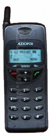 AUDIOVOX GX-200