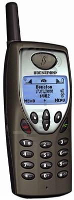 BENEFON Twin Dual SIM