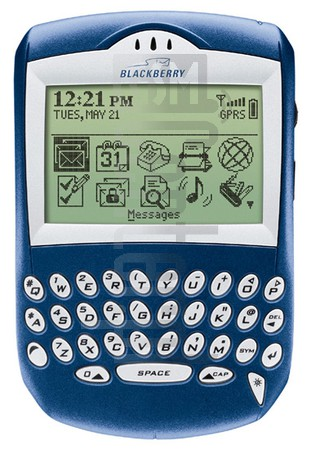 BLACKBERRY 6210 Quark