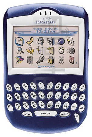 BLACKBERRY 7210