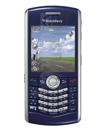 BLACKBERRY 8100 PEARL BLUE