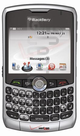 BLACKBERRY 8330 Curve