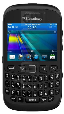 BLACKBERRY 9310 Curve