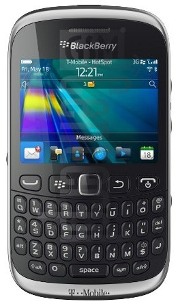 BLACKBERRY 9315 Curve