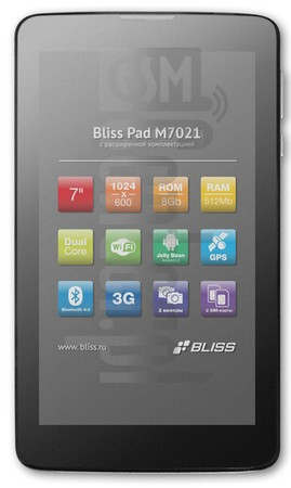 BLISS Pad M7021
