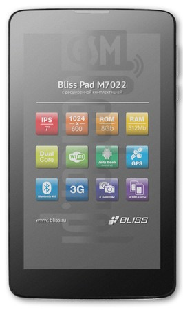 BLISS Pad M7022