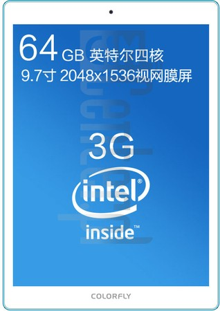 COLORFLY i977A 3G