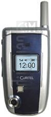 CURITEL HX-550C