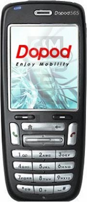 DOPOD 565 (HTC Typhoon)