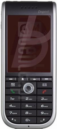 DOPOD 577W (HTC Tornado)