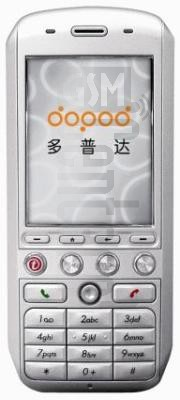 DOPOD 586 (HTC Hurricane)