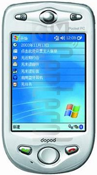 DOPOD 696i (HTC Himalaya)