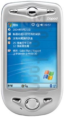 DOPOD 699 (HTC Alpine)