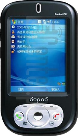 DOPOD 818 Pro (HTC Prophet)