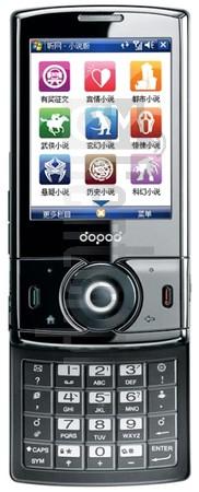 DOPOD C750 (HTC Phoebus)