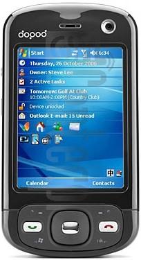DOPOD CHT9100 (HTC Trinity)